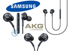 AURICOLARI SAMSUNG BY AKG EO-IG955 PER GALAXY S8 & S8+ NERO EARPHONES HEADSET