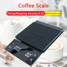 Digital Electronic Food Weight Scale Coffee Roasting LCD Kitchen Scale 0.1g-JQA