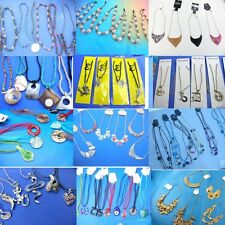 Wholesale fashion jewelry mixed designs 15 pcs necklaces-US SELLER FREE SHIPPING