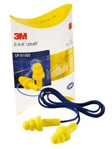 paire de bouchon d oreille 3M ultrafit anti bruit SNR 32 dB