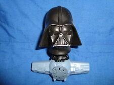 2008 Mcdonald's Star wars Clone Darth Vader bobble head