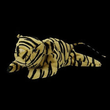 TY Beanie Baby STRIPES the TIGER Mint Retired MWMT Retired Babies Bean Bag Toy