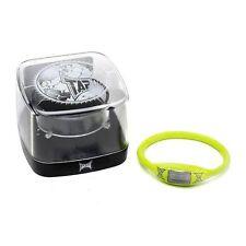 TAPOUT Digital Green Rubber Bracelet Watch - BRAND NEW