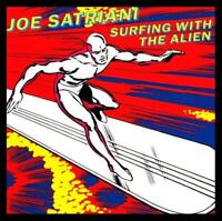 JOE SATRIANI - SURFING WITH THE ALIEN D/Remaster CD ~ 90's GUITAR VIRTUOSO *NEW*