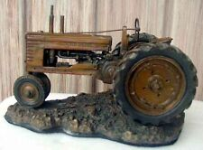 "FRANKLIN MINT  John Deere Model ""B"" Tractor by George McMonigle"