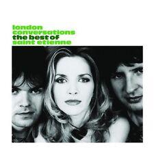 """SAINT ETIENNE """"LONDON CONVERSATIONS BEST OF"""" 2 CD NEW+"""