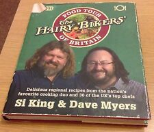 THE HAIRY BIKERS Food Tour Of Britain Book (Hardback)