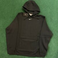 Nike Center Swoosh Hoodie Black Large Travis Scott