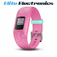 Garmin Vivofit Jr 2 Activity Tracker Swim Sleep Monitor For Kids Princess Pink