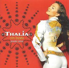 THALIA  CON BANDA - Grandes éxitos - 14 Tracks