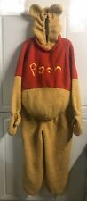 The Disney Store Talking Winnie the Pooh Plush Adult Large L Full Body Costume