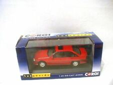 model car Corgi Vanguards Vauxhall Carlton Mk2 2.0 CDX  Red  RHD VA14002A