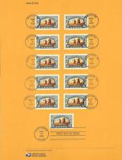 #0416 37c Lewis & Clark #3854 Souvenir Page