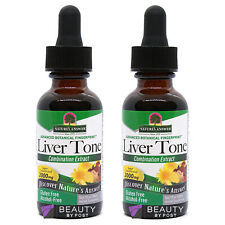 LIVER FUNCTION SUPPORT 30ml Nature's Answer pack of 2