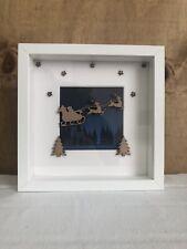 Christmas Handmade Box Frame
