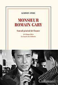 Monsieur Romain Gary: Consul général de France - 1919... | Livre | état très bon