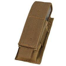 Condor MA32 Single Pistol Mag Pouch Coyote Brown