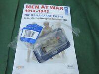 DEL PRADO No 60 MEN AT WAR 1914-1945 ITALIAN ARMY CPL 1ST BERSAGLIERI BATT 1944
