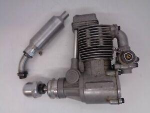 ASP 65 4 STROKE AERO IC GLOW ENGINE IN GOOD  CONDITION
