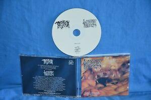 Torsof*ck/Lymphatic Phlegm CD. RARE OOP. Mortician,Dead Infection