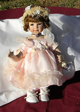 "Geppeddo Collection Series Doll Alyssa 11"""