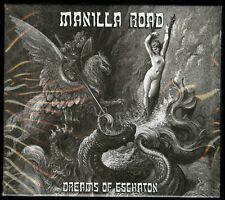 Manilla Road Dreams Of Eschaton 2 CD new High Roller Records