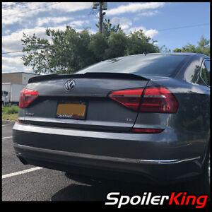 Spoilerking Fits: VW Passat 2012-2019 rear trunk spoiler w/Center cut (284GC)
