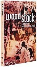 DVD *** WOODSTOCK : 3 Jours de Musique et de Paix ***