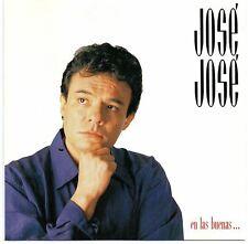 JOSE JOSE en las buenas México CD BMG 1998 !