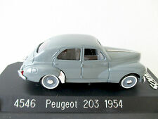 Peugeot 203 1954 - Solido 1:43 (4546)
