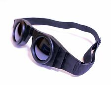 Pitch Black Goggles