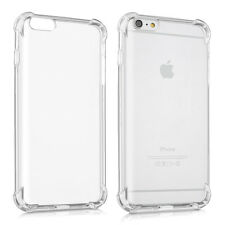 SLL Crystal Case Guscio Per Apple iPhone 6 PLUS 6s Plus Trasparente con TPU