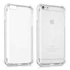kwmobile Crystal Case Hülle für Apple Iphone 6 Plus 6S Plus Transparent Mit Tpu