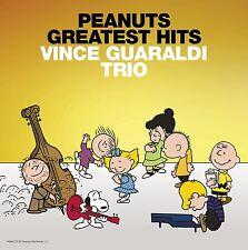 Peanuts Greatest Hits [LP] by Vince Guaraldi Trio/Vince Guaraldi (Vinyl, Sep-2015, Fantasy)