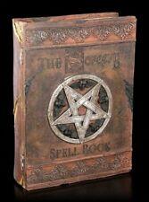 LIBRO INCANTESIMI ASTUCCIO - AL Sorcery Spell Book - fantasy