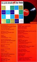 LP Große aktuelle Polydor Star-Revue 6. Folge 1963 (Sonderauflage P 71 516 HiFi)