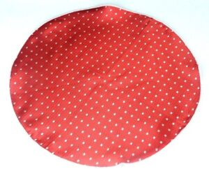 Lord R Colton Masterworks Pocket Round Madrid Red Dot Silk - $75 Retail New