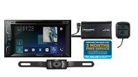 "Pioneer AVH-500EX 6.2"" DVD w/ SiriusXM Satellite Radio Bluetooth & Backup Camera"