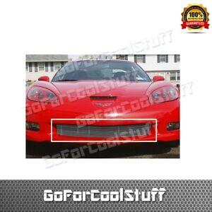 For Chevrolet Corvette Z06 C6 2006 07 08 09 2010 Bumper Billet Grille Insert