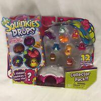 Squinkies 'Do Drops Season 2 Collector Pack Toy Hidden Squinkies + Bonus Villa