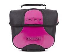 Brompton Waterproof Mini O Bag by Ortlieb Berry Crush Made in Germany