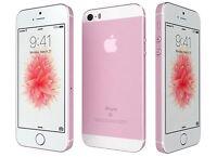 Apple iPhone SE - 16GB - Rose Gold Unlocked Sim Free