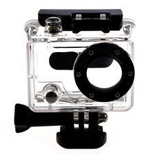 Cover Case Custodia Impermeabile con Obiettivo per Fotocamera Gopro Hero 2 D5D1