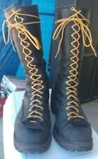 WESCO Boots 16 inch tall size 10-1/2 D