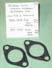 1932-1948 Ford Passenger Pickup NEW exhaust manifold gaskets 5278AK