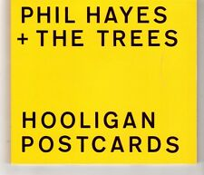 (HH760) Phil Hayes & The Trees, Hooligan Postcards - 2015 CD