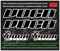 Stickers-adhesivos-pegatinas-adesivi-aufkleber-autocollants ,VOCA RACING ,MOTOGP