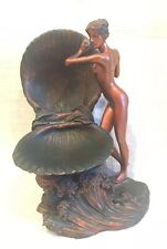 Beautiful Statue of Nude Woman and Clamshell 2005 Veronese