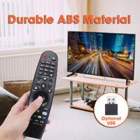 Dc 3V Télécommande ABS Rechange Pour LG Smart TV MR-18 MR-19 W / Nous