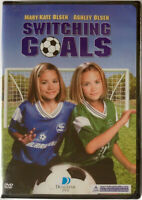SWITCHING GOALS / Mary-Kate Olsen & Ashley Olsen / Region 1 / NTSC